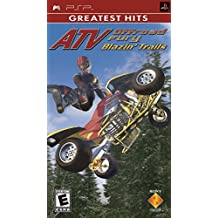ATV Offroad Fury: Blazin Trails - PlayStation Portable