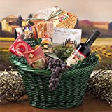 A Taste of Tuscany - Italian Gourmet Food Gift Basket - Large - A Great Dinner for Two!