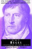G. W. F. Hegel : Theologian of the Spirit, , 056708552X