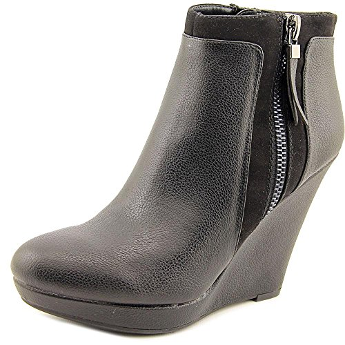 Bar Iii Trixie Wedge Booties, Only at Macy's Women's Shoes 9.5 - At Macy's Work Style