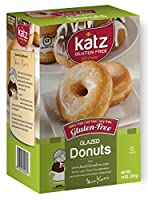 Who doesn't love Donuts? These delicious Katz Gluten Free Vanilla Glazed Donuts have help fill your Donut cravings. They have just the right amount of sweetness to create a perfect Gluten Free Donut experience. Dunk them in your coffee, or ea...