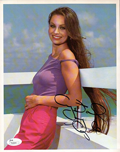 Crystal Gayle Signed Autographed 8X10 Photo Vintage Signature JSA T60844 (Signed Vintage Crystal)