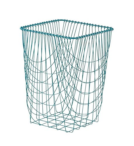"Deco 79 29019 Metal Storage Basket, 16""W/23""H - Suitable to use as a decorative item Best for both indoor and outdoor use This product is manufactured in China - living-room-decor, living-room, baskets-storage - 51ug9JgavZL -"