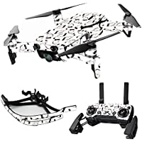 MightySkins Skin for DJI Mavic Air Drone - Raining Cats | Max Combo Protective, Durable, and Unique Vinyl Decal wrap cover | Easy To Apply, Remove, and Change Styles | Made in the USA