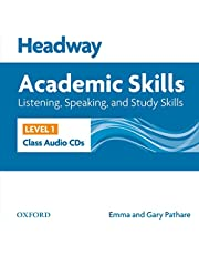 Headway Academic Skills: Level 1 Listening, Speaking, and Study Skills Class Audio CDs (2)