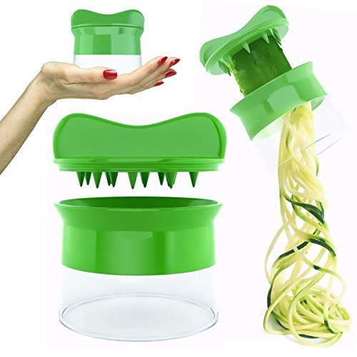 Pasta Maker - Vegetable Slicer Fruit Peeler Cutter Twister C