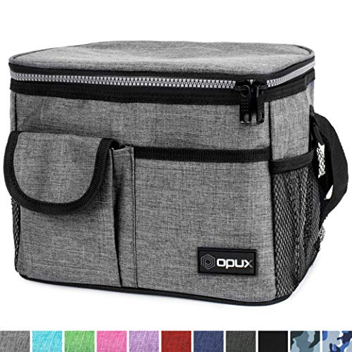 OPUX Premium Insulated Lunch Bag for Women, Men, Adults | Lunch Box with...