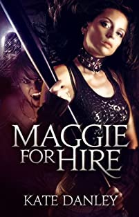 Maggie For Hire by Kate Danley ebook deal