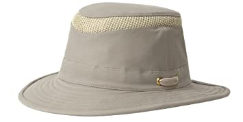 d7ac3779872 Amazon.com  Tilley T5MO Organic Cotton Airflo Hat  Clothing