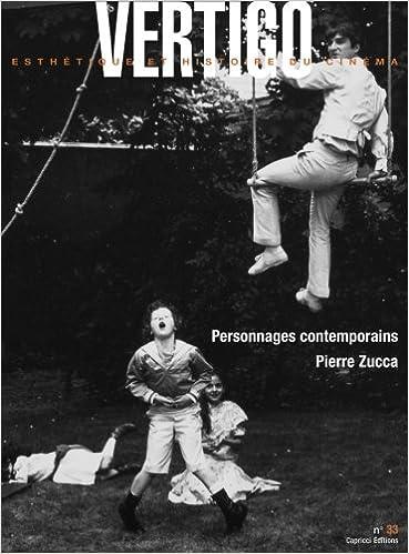 Télécharger en ligne Vertigo N° 33 - Personnages Contemporains epub, pdf