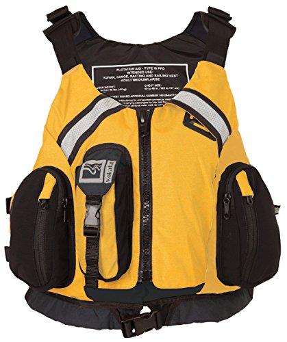 (Kokatat Women's UL MsFit Tour Mango PFD Life Jacket, Large )