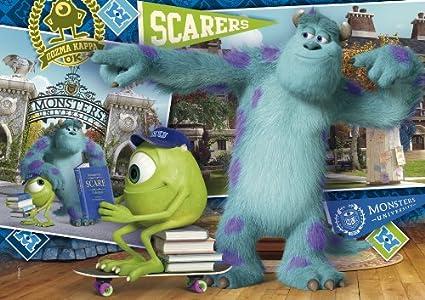 Clementoni - Puzzle Monster University Monstruos, S.A. de 250 ...