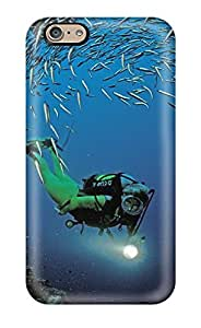 9562365K14520158 Iphone 6 Case Slim [ultra Fit] Fish Protective Case Cover