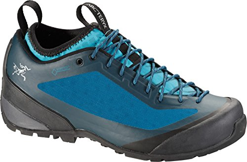 Arc'teryx Acrux FL GTX Approach Shoe - Women's Seaspray/Tidepool, US 7.0/UK 5.5