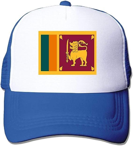 HIGH QUALITY CRICKET BASEBALL STYLE CAP WITH SRI LANKA LOGO ADULTS ADJUSTABLE