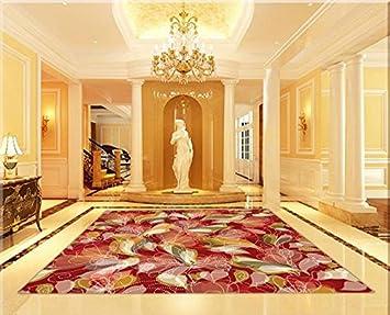 3d Fußboden Fliesen ~ Lwcx maßgeschneiderte d pvc bodenbeläge wasserdicht schlafzimmer