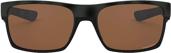 Oakley Dos Caras Gafas de Sol Unisex - Marco : Negro Mate Gafas: Prizm Daily Polarizado 9189-26