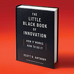 The Little Black Book of Innovation Audiobook