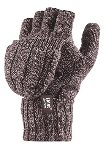 Heat Holders - Damen winter fingerlose handschuhe / thermohandschuhe