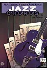 The Ultimate Guitar Chord Series Jazz Chords (The Ultimate Guitar Chord Book Series) Kindle Edition