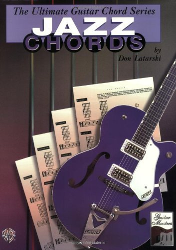 The Ultimate Guitar Chord Series Jazz Chords (The Ultimate Guitar ...