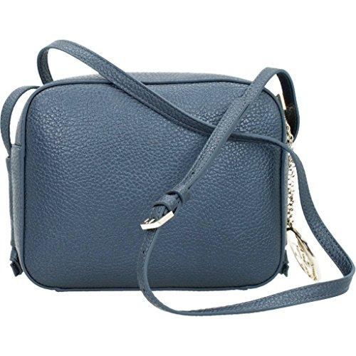 Azul Shoppers Y Marca Armani Jeans Shoppers De Modelo Hombro Azul 922342 Armani Mujer Jeans para Mujer Bolsos Azul Bolsos y Color Hombro de para pqAO7gwpx