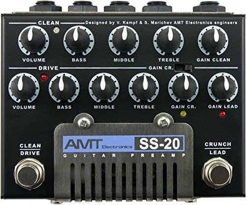 AMT Electronics Tube Guitar Series SS-20 Guitar Preamp]()