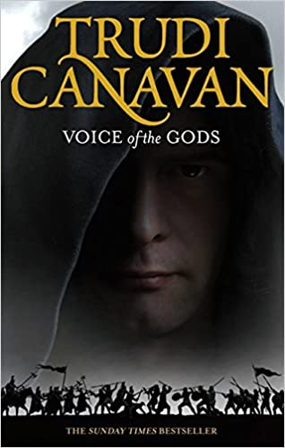 Image result for voice of the gods trudi canavan