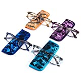 EYEGUARD Reading Glasses 4 Pack Quality Fashion