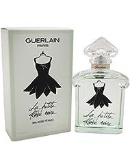 Guerlain La Petite Noire Ma Robe Petales Eau Fraiche EDT Spray for Women, 3.3 Ounce