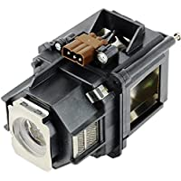 AuraBeam Projector Replacement Lamp EPSON ELPLP46 V13H010L46 With Housing Fit For EPSON EB G5350 Projector