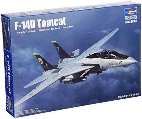 - Trumpeter F 14D Tomcat Model Kit