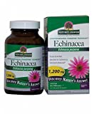Nature's Answer Echinacea Herb Vegetarian Capsules, 90-Count For Sale