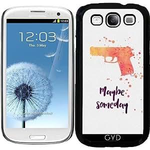 Funda para Samsung Galaxy S3 (GT-I9300) - Tal Vez Algún Día by Asmo