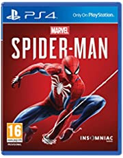 PS4 Spiderman (PS4)