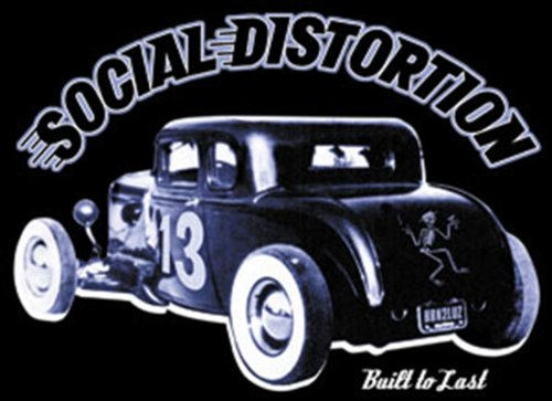 Hot Cars Rod Project (Licenses Products Social Distortion Hot Rod Sticker)