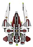 LEGO Star Wars 75051 Jedi Scout Fighter Building