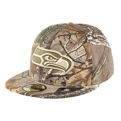 New Era Homme Casquettes / Fitted Seattle Seahawks 59Fifty