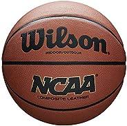 Wilson NCAA Indoor/Outdoor Basketball , Orange, Official - 29.5&