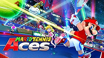 Mario Tennis Aces - Nintendo Switch [Digital Code]