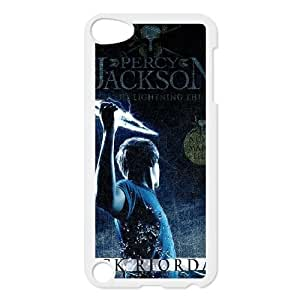 Qxhu Percy Jackson patterns Hard Plastic Cover Case for Ipod Touch5