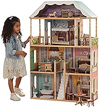 KidKraft Charlotte Classic Wooden Dollhouse
