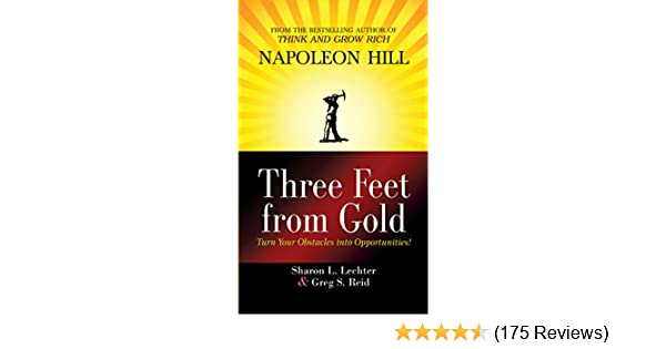 Three feet from gold kindle edition by sharon l lechter and greg three feet from gold kindle edition by sharon l lechter and greg s reid self help kindle ebooks amazon fandeluxe Choice Image