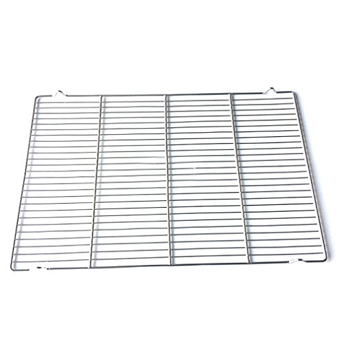- InBlossoms Baking Rack Cools Cookies Cakes Breads Extra Large Stainless Steel Thick Wire Cooling Rack 23.6