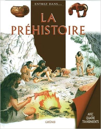 Livres La préhistoire pdf epub
