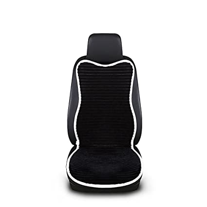 CAR Car Auto Heated Heating Seat Cushion Cover Heater Warmer Pad Winter 12V, Black