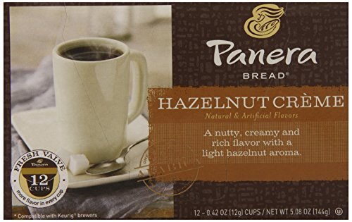 Panera Bread Coffee Box Mesmerizing Panera Bread KCup Single Serve Coffee 60 Count 6060oz Box Pack