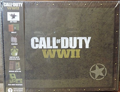 Call Of Duty Wwii Box Special Edition For Collector Boys Will Loved