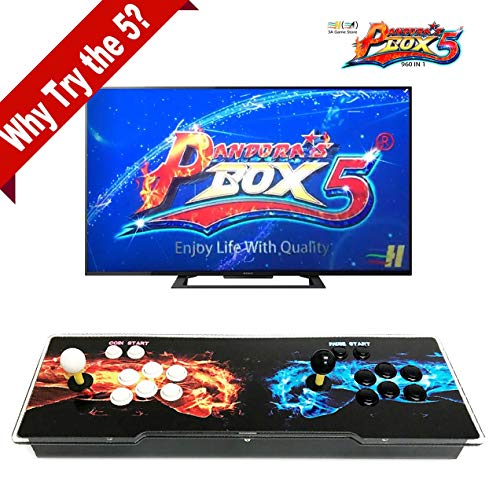 Pandora's Box 5 Support PS3 PC TV 2 Players 1280x720 Full HD by 3H game (Image #9)