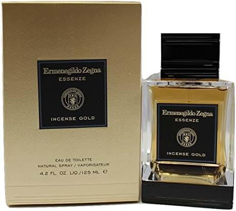Ermenegildo Zegna Essenze Incense Gold 4.2 Oz Eau De Toilette Spray